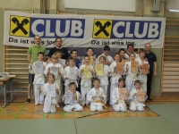 Judo Bezirksmeisterschaft 08.06.2013 in Amstetten